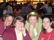 Danna, Kari, DeAnn,Becky
